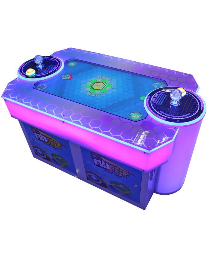 机是尚扬科技独家最新推出的一款陀螺对战的游戏机,高清ui界面设计